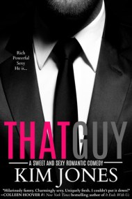 That Guy cover - (un)Conventional Bookworms - Weekend Wrap-up
