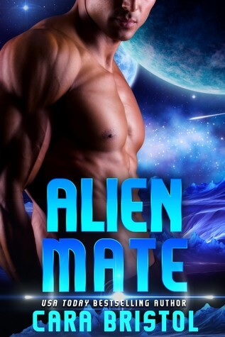 #OctobeRec Fest Review #3 ~ Alien Mate ~ Cara Bristol