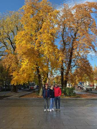 Autumn in Oslo - Weekend Wrap-up - (un)Conventional Bookworms