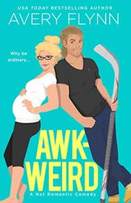 Awk-Weird cover - (un)Conventional Bookworms - Weekend Wrap-up