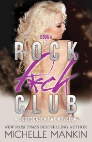 Blogger Wife Chat Review ~ Rock F*ck Club #4 ~ Michelle Mankin
