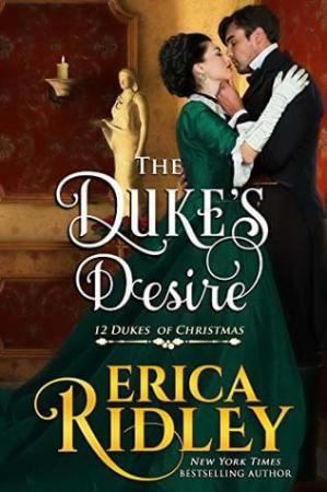 The Duke's Desire cover - (un)Conventional Bookworms - Weekend Wrap-up