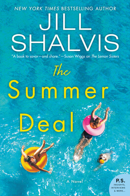 The Summer Deal cover - (un)Conventional Bookworms - Weekend wrap-up