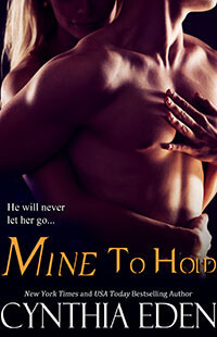 Buddy Read Chat Review w/ @BerlsS ~ Mine to Hold ~ Cynthia Eden