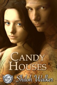 Candy Houses cover - (un)Conventional Bookworms - Weekend Wrap-up