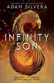 Infinity Son cover - (un)Conventional Bookworms - Weekend wrap-up