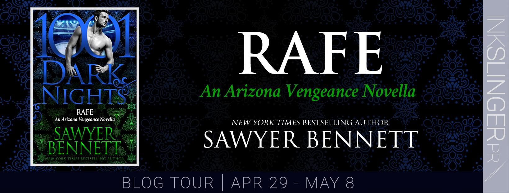 Review: Rafe - Sawyer Bennett