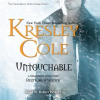 Audio Review ~ Untouchable ~ Kresley Cole