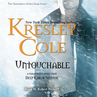 Audio Review ~ Untouchable ~ Kresley Cole