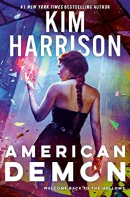 American Demon cover - (un)Conventional Bookworms - Weekend Wrap-up