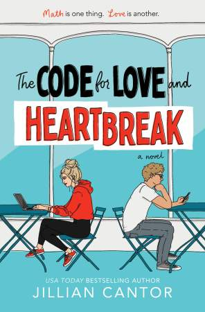 The Code for Love and Heartbreak cover - (un)Conventional Bookworms - Weekend Wrap-up