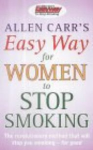 Easy Way for Women to Stop Smoking cover - (un)Conventional Bookworms - Weekend Wrap-up