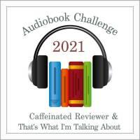 2021 Audiobook Challenge  – We're in!