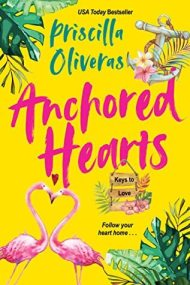 Anchored Hearts cover - (un)Conventional Bookworms - Weekend Wrap-up