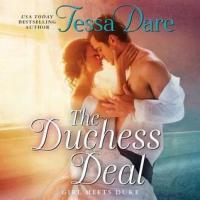 Audio Review ~ The Duchess Deal ~ Tessa Dare