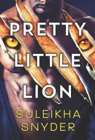 Pretty Little Lion cover - (un)Conventional Bookworms - Weekend Wrap-up