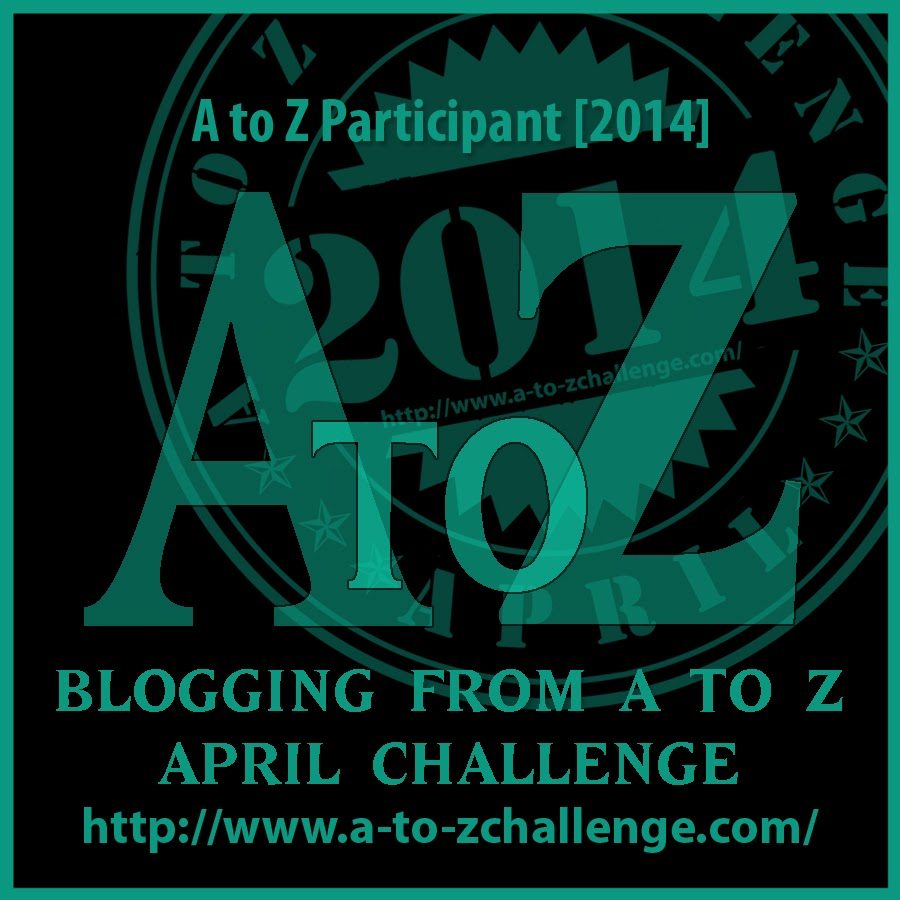 Image result for a to z challenege