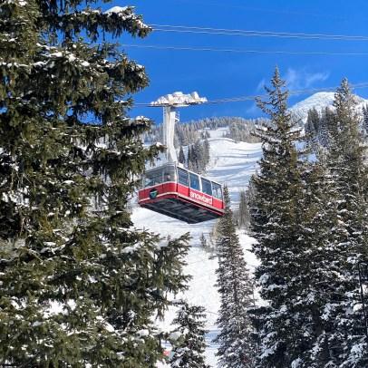 family ski trip to Utah