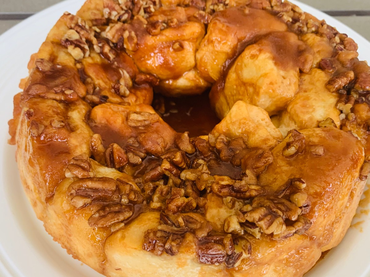 Monkey Bread Just the Recipe