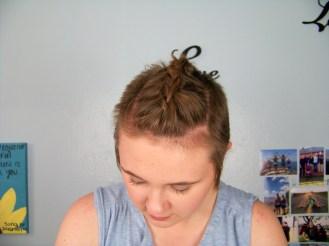 braided step 2