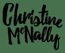 Christine McNally logo