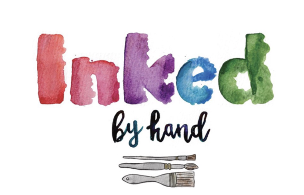 Inked by Hand logo