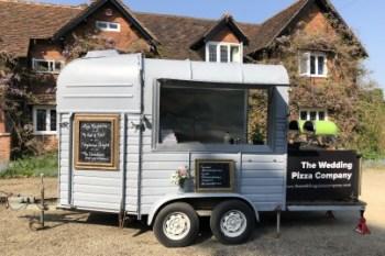The Wedding Pizza Company - Pizza for wedding - trailer - van - unconventional wedding - alternative