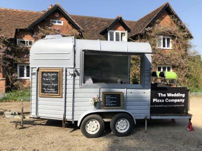 The Wedding Pizza Company - Horsebox pizza trailer / van