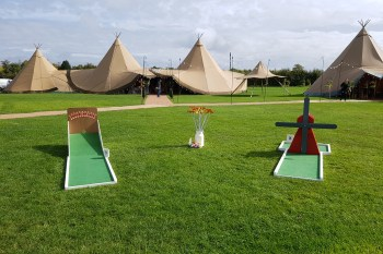 9 Hole event hire 1