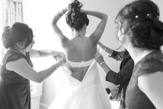 Rebecca Kathryn Photography - bridal preparations