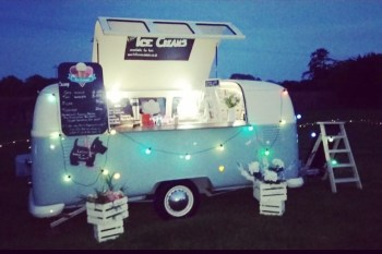 Tilly's mobile vw ice cream parlour 1