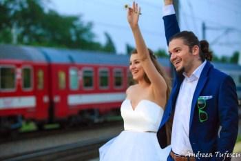 Andreea Tufescu 2 - wedding photographer - station
