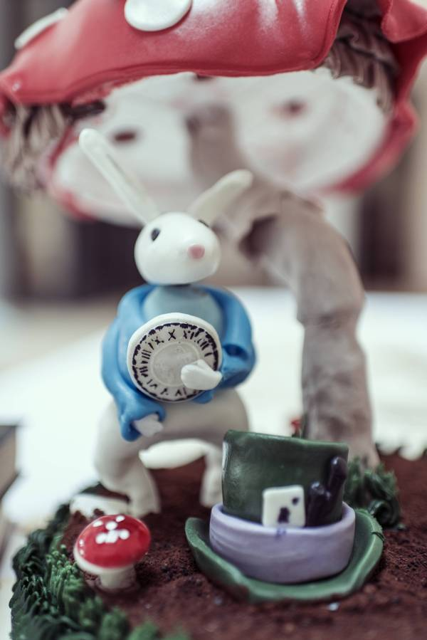 Alice in Wonderland wedding inspiration - - alternative and unconventional wedding