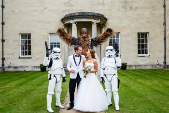 How to create a Star Wars inspired wedding