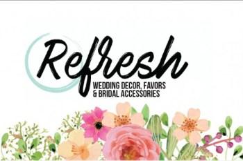 Refresh restyle logo