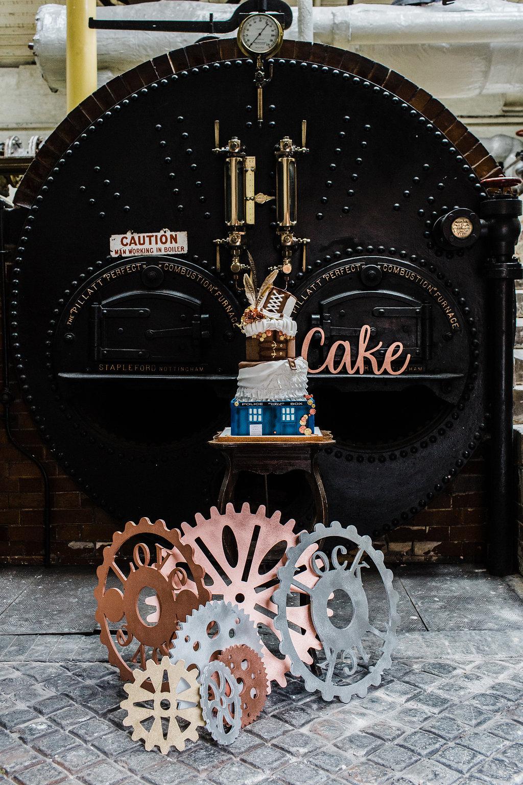 Doctor Who wedding - alternative wedding - unconventional wedding - Yvonne Lishman Photography 151