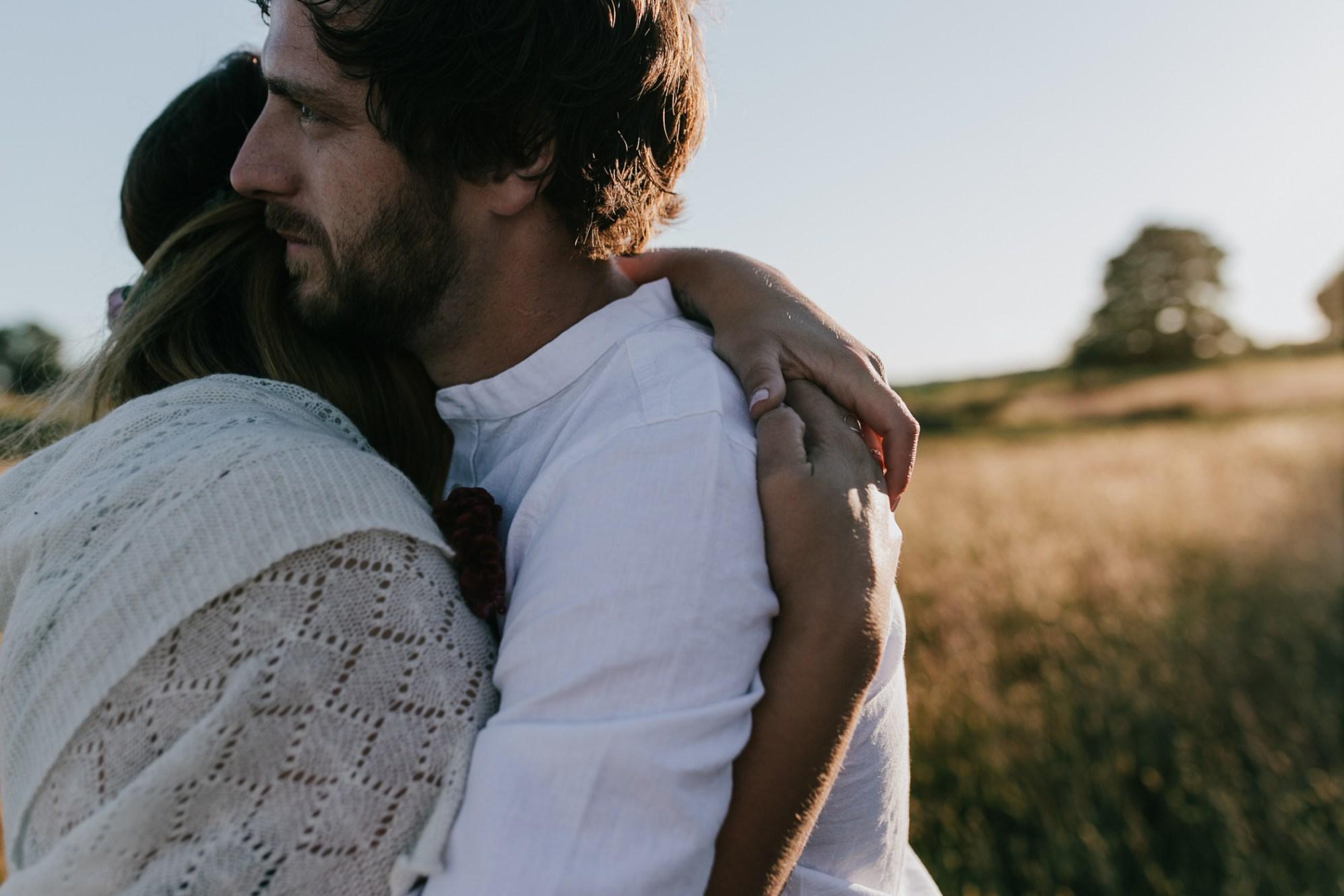 Caroline Goosey - alternative wedding photography - engagement shoot 13