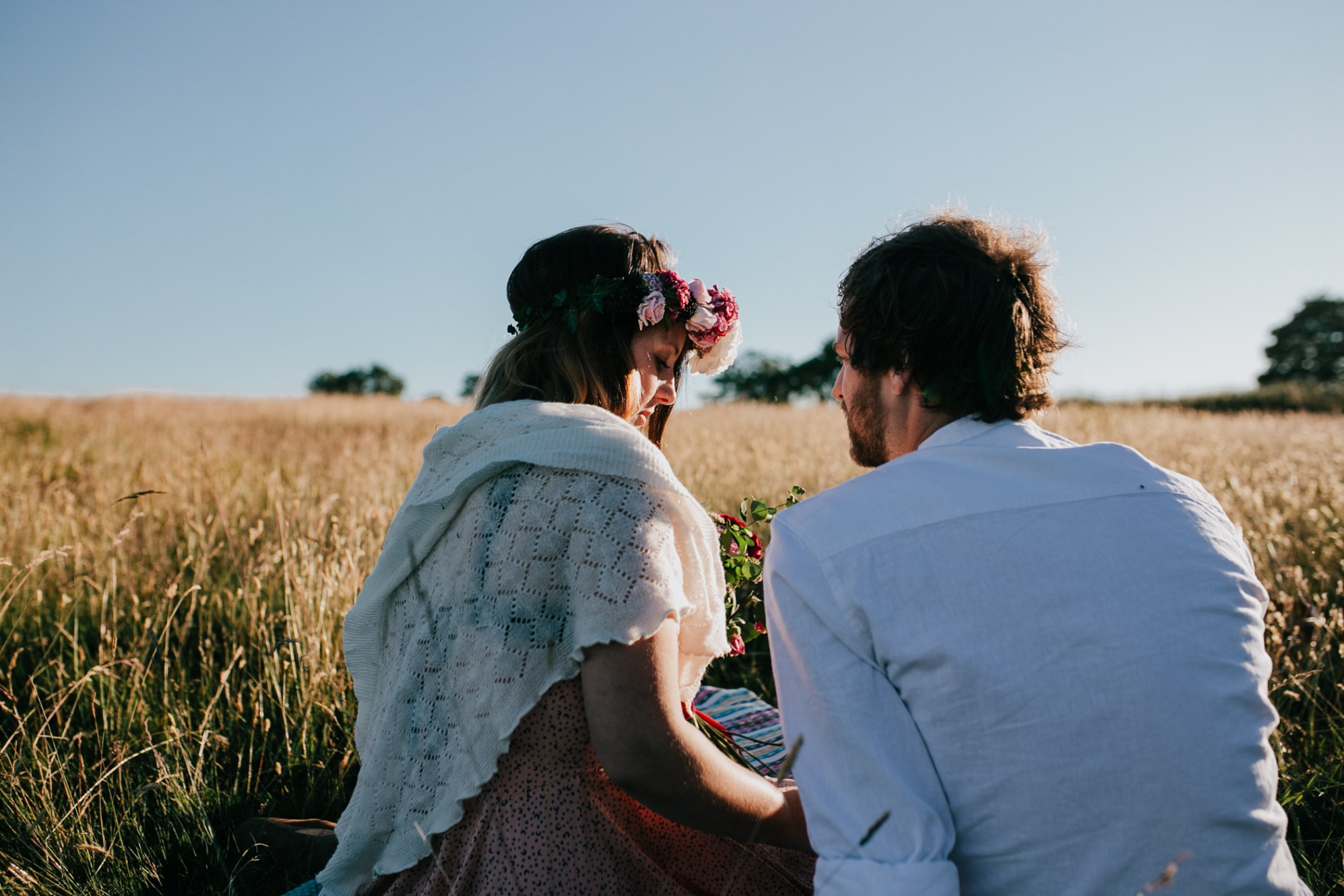 Caroline Goosey - alternative wedding photography - engagement shoot 24