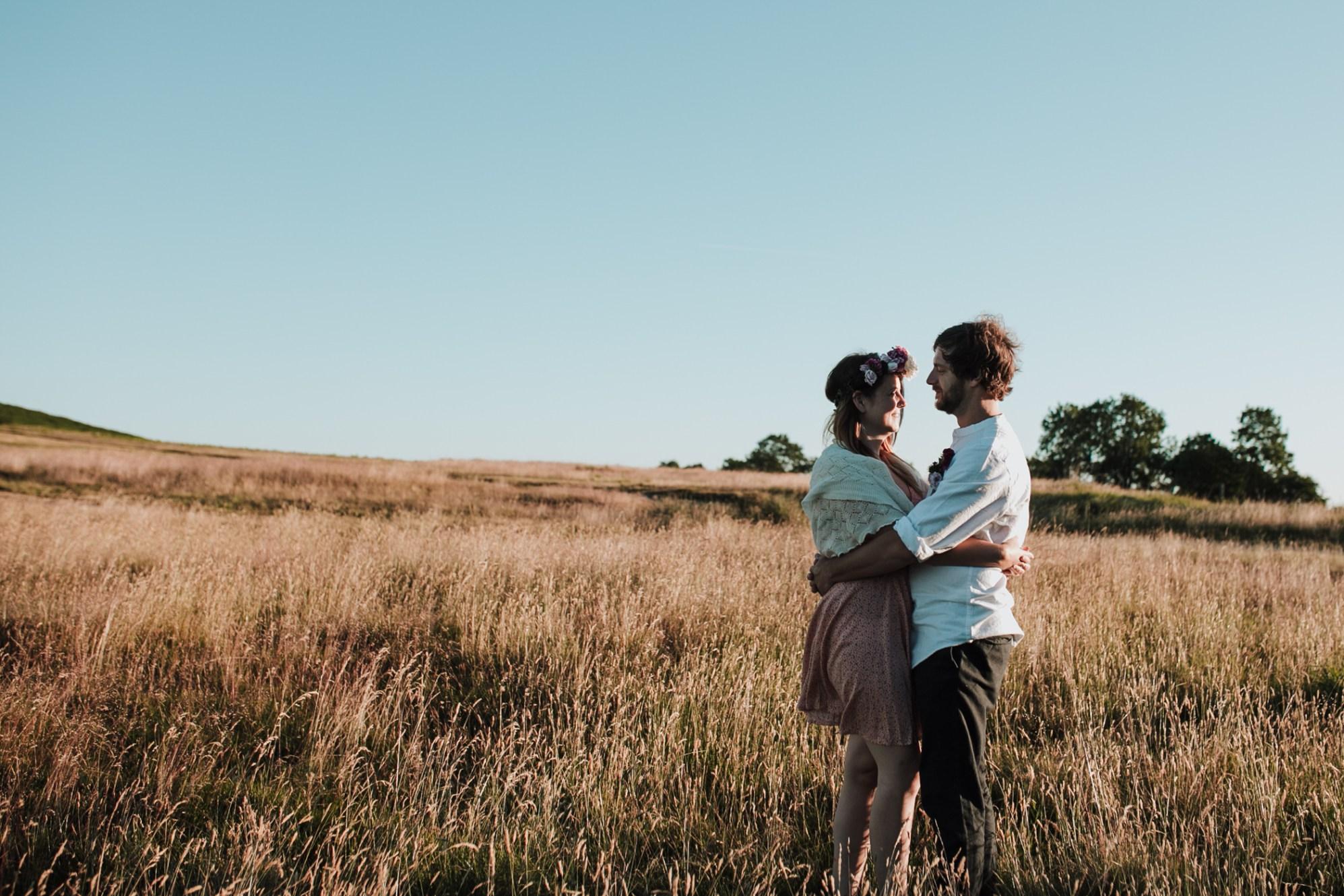 Caroline Goosey - alternative wedding photography - engagement shoot 26
