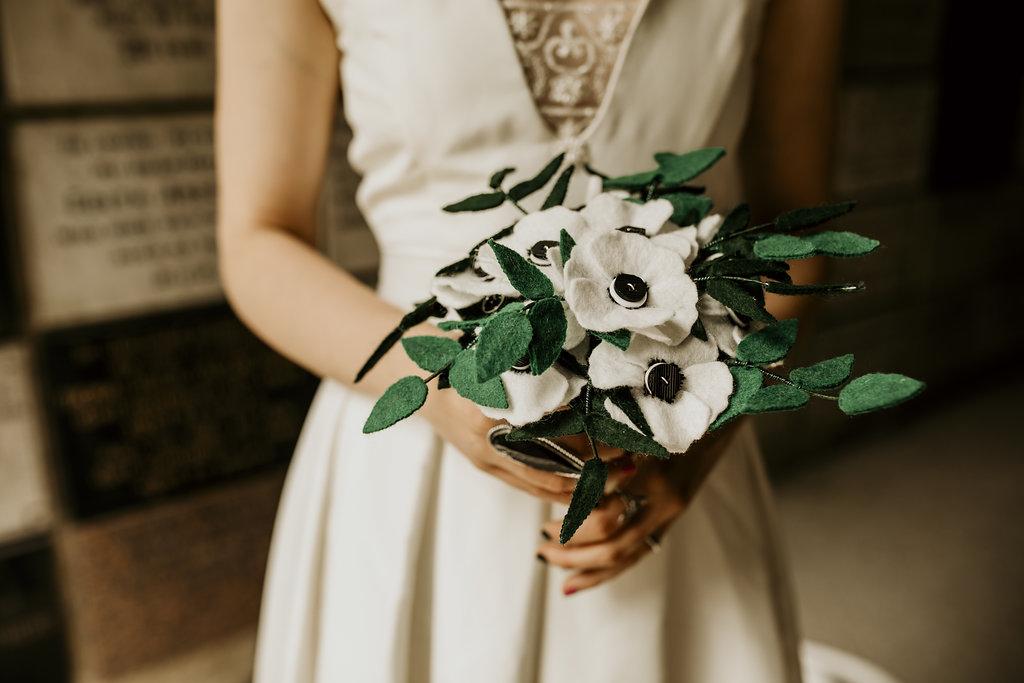 Chloe Mary Photography - Babes with the Power wedding - Rebel Rebel - Alternative wedding - Gothic wedding 34