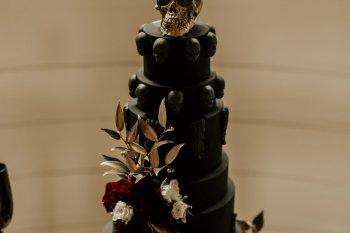 Chloe Mary Photography - Babes with the Power wedding - Rebel Rebel - Alternative wedding - Gothic wedding 43