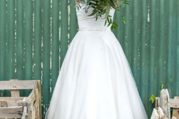 Bridal Reloved Street - Reclamation Yard Wedding Styled Shoot - Photos by Jim - 111