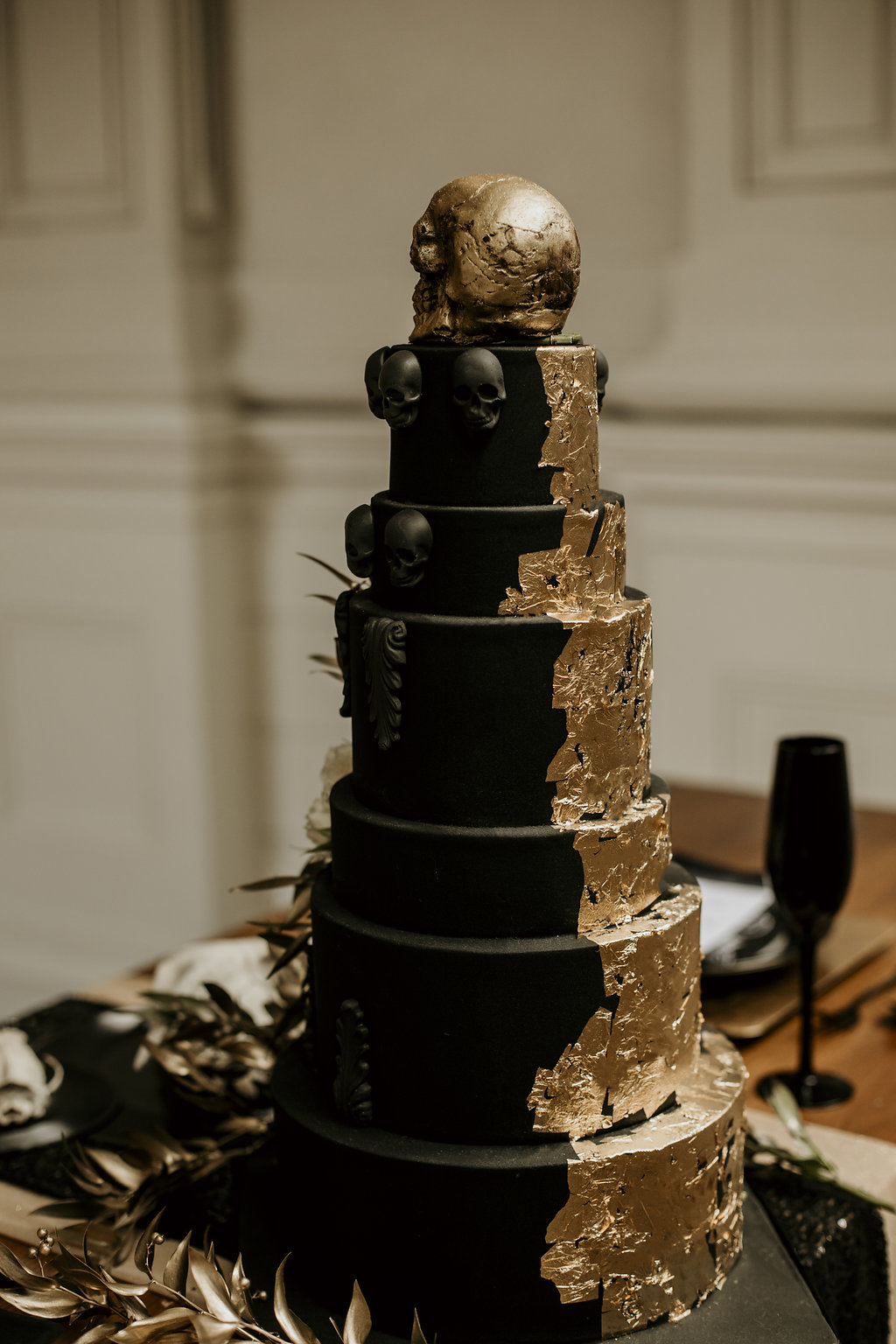Chloe Mary Photography - Babes with the Power wedding - Rebel Rebel - Alternative wedding - Gothic wedding 46