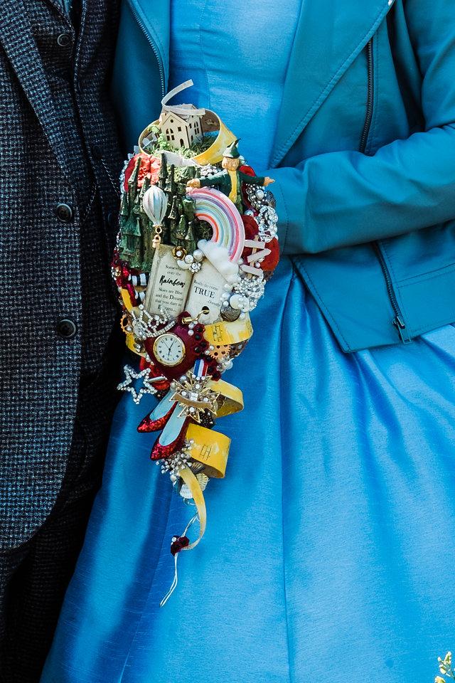 My Pretties - Dorothy - Wizard of Oz wedding styled shoot - Kieran Paul Photography 27