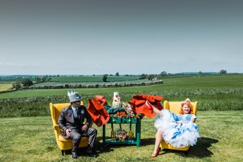 My Pretties - Dorothy - Wizard of Oz wedding styled shoot - Kieran Paul Photography 31