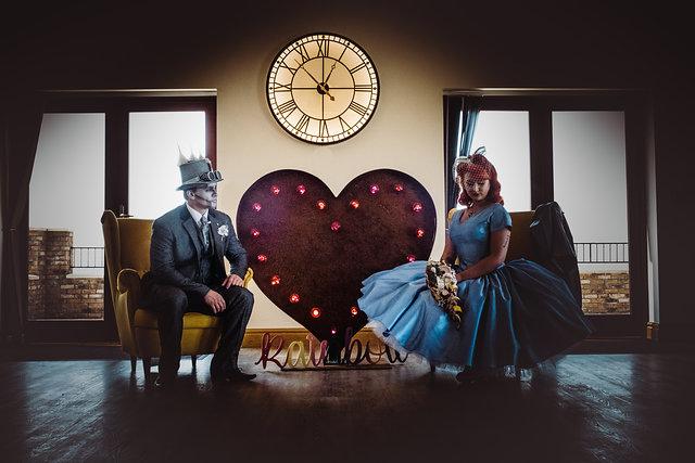 My Pretties - Dorothy - Wizard of Oz wedding styled shoot - Kieran Paul Photography 8