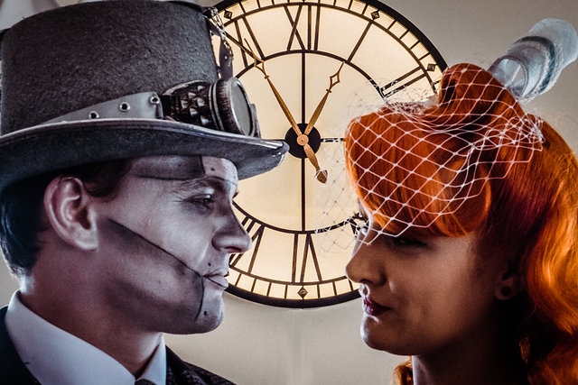 My Pretties - Dorothy - Wizard of Oz wedding styled shoot - Kieran Paul Photography 9