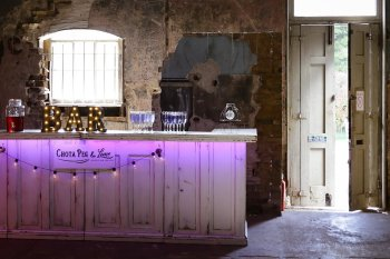 Rock the Purple Love - Gido Weddings - The Asylum Chapel - alternative wedding inspiration 104 - modern urban wedding
