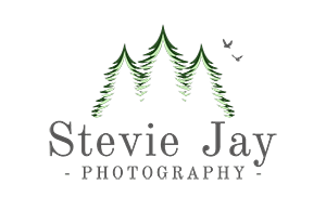 stevie jay photography logo