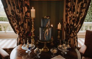 3. The Wedding Alchemist - alternative wedding styling - unconventional wedding
